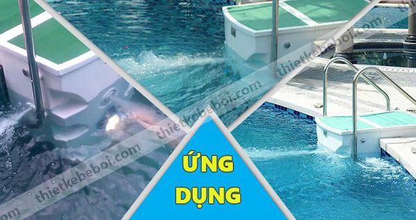 Cấu tạo và nguyên lý hoạt động của thiết bị bể bơi thông minh
