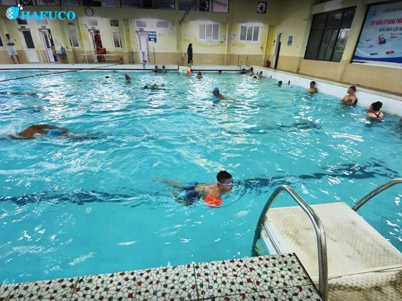 Công ty thiết bị bể bơi uy tín